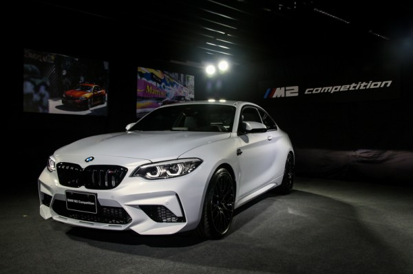 410hp後驅勁駒-BMW M2 Competition