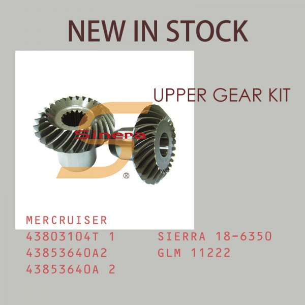 Upper Gear Sets Are NEW IN STOCK Now!!!!!!