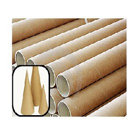 Paper tube used dextrin as adhesive
